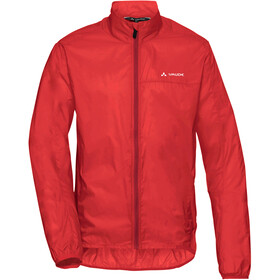 VAUDE Air III Jacke Herren mars red